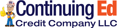 Continuing Ed Credit Company Logo